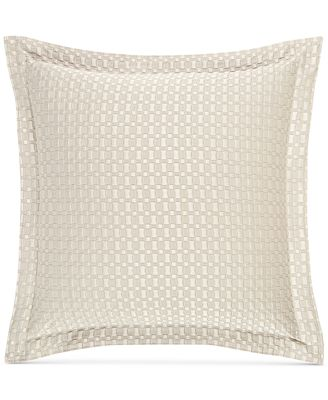 CLOSEOUT! Hotel Collection Ironwork Quilted European Sham, Created for Macy's