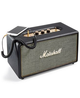 Marshall Stanmore Bluetooth Speaker - Gifts & Games