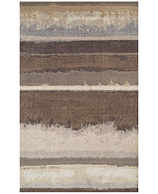 Traveler  Bayou Mocha Area Rugs