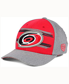 Old Time Hockey Carolina Hurricanes Silverscreen Flex Cap