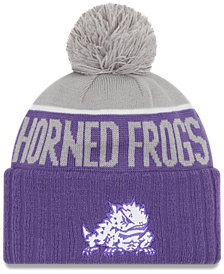 New Era TCU Horned Frogs Sport Knit Hat