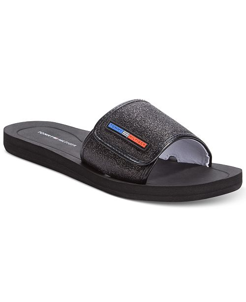 5078099bdfef9 Tommy Hilfiger Mysha Pool Slide Sandals   Reviews - Sandals   Flip ...