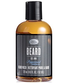 The Men's Peppermint Beard Wash, 4 oz