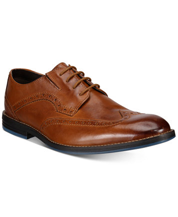 Image 1 of Clarks Men's Prangley Limit Wingtip Oxfords