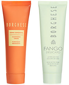 Step Up: Receive a Soothe & Smoothe gift with any $75 Borghese purchase