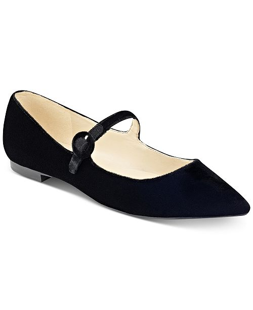 Marc Fisher Stormy Pointed-Toe Flats