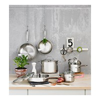 Deals on Calphalon Classic Stainless Steel 10-Pc Cookware Set