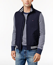 Tommy Hilfiger Men's Regatta Vest, Created for Macy's , Created for Macy's