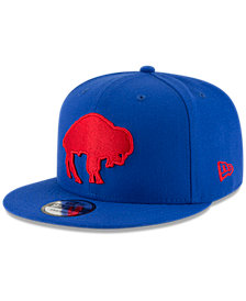 New Era Buffalo Bills Historic Vintage 9FIFTY Snapback Cap