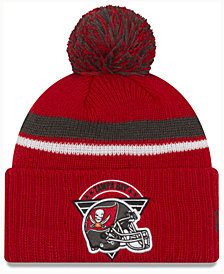 New Era Tampa Bay Buccaneers Diamond Stacker Knit Hat