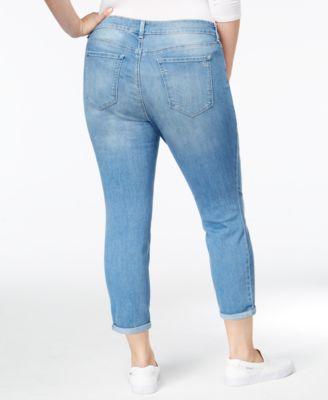 Royal blue skinny jeans plus size