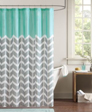 Intelligent Design Nadia Shower Curtain Bedding thumbnail