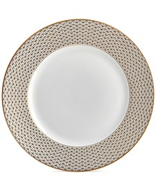Lismore Diamond Gold Collection Salad Plate