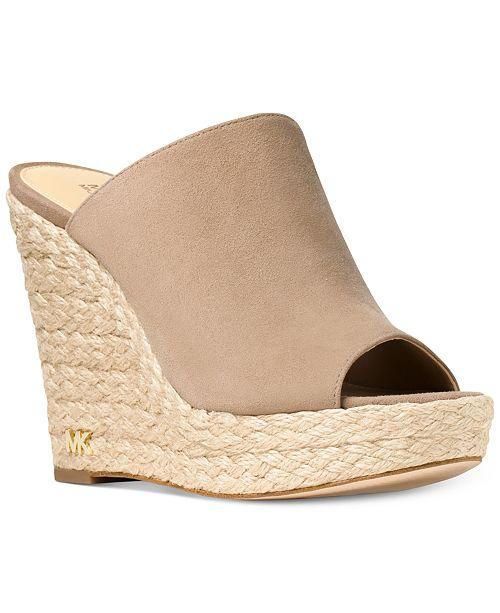 b45bd093f Michael Kors Hastings Slide Sandals & Reviews - Sandals & Flip ...