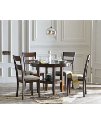 Branton 5 Piece Dining Room Furniture Set Furniture Macys
