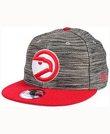 New Era Atlanta Hawks Blurred Trick 9FIFTY Snapback Cap