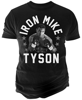 Changes Men's Mike Tyson Print T-Shirt