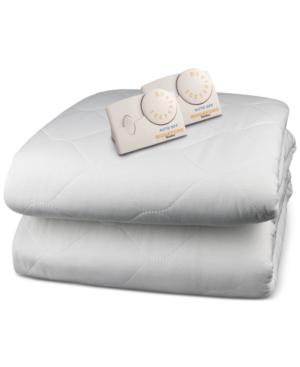 Biddeford Quilted Heated Queen Mattress Pad Bedding