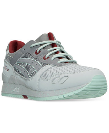 Image 1 of Asics Men's Tiger GEL-Lyte III Casual Sneakers from Finish Line