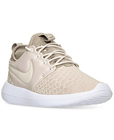 Nike Women's Roshe Two SE Casual Sneakers from Finish Line