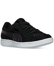 Puma Women's Vikky Swan Casual Sneakers from Finish Line
