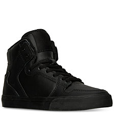 Supra Big Boys' Vaider Casual Sneakers from Finish Line
