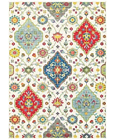 "CLOSEOUT! JHB Design Vibe Persian Garden 7'10"" x 10'10"" Area Rug"