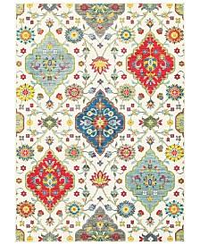"CLOSEOUT! JHB Design Vibe Persian Garden 5'3"" x 7'6""Area Rug"