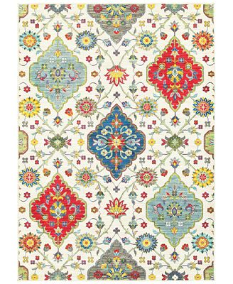 JHB Design Vibe Persian Garden Area Rugs