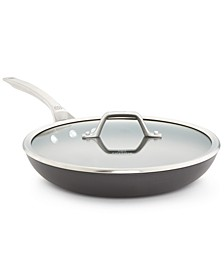 "Signature Nonstick 12"" Omelette Pan with Cover"
