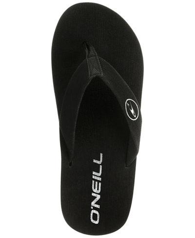 O'Neill Phluff Daddy Thong Sandals