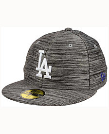 New Era Los Angeles Dodgers Blurred Trick 59FIFTY Cap