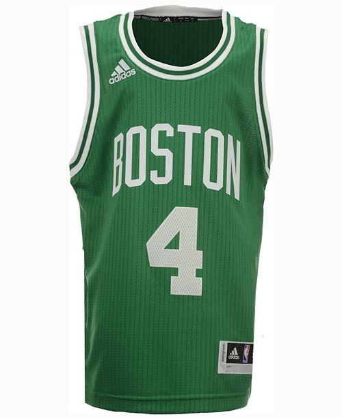 reputable site f1f37 cbb9a adidas Isaiah Thomas Boston Celtics New Swingman Jersey, Big ...