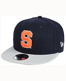 New Era Syracuse Orange MB 9FIFTY Snapback Cap