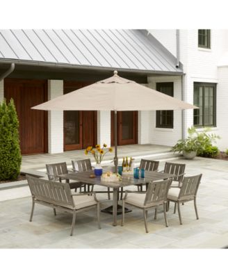 Wayland Outdoor Dining Collection, With Sunbrella® Cushions, Created For  Macyu0027s