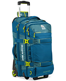 "Granite Gear Cross-Trek 26"" Wheeled Luggage"