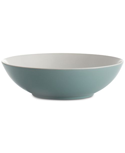 Nambe Pop Collection by Robin Levien Soup/Cereal Bowl