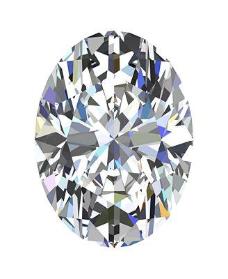 GIA Certified Diamond Oval (3/4 ct. t.w.)