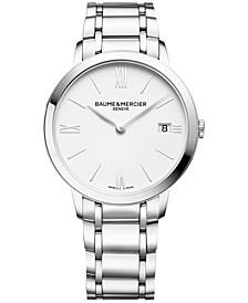 Women's Swiss Classima Stainless Steel Bracelet Watch 36mm M0A10356