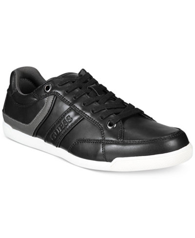GUESS Men's Jaystone Low-Top Sneakers