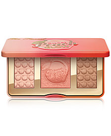 Too Faced Sweet Peach Glow Peach-Infused Highlighting Palette