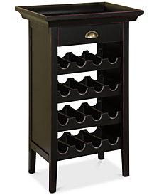 Fendall Wine Cabinet, Quick Ship