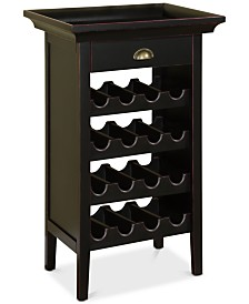 Fendall Wine Cabinet, Quick Ship