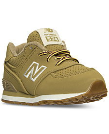 New Balance Toddler Boys' 574 Outdoor Boot Sneakers from Finish Line