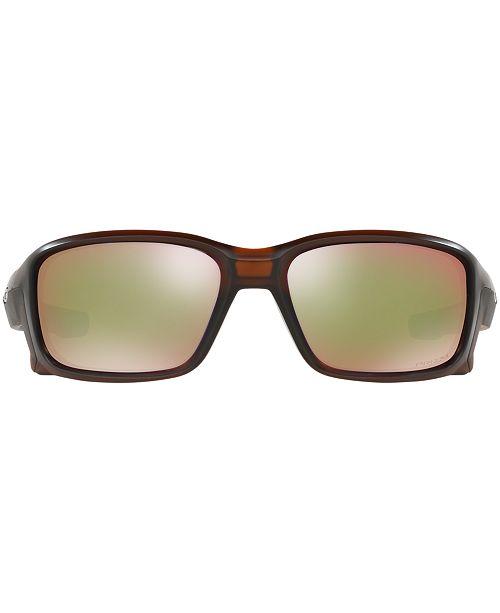 acfde2558b Oakley Polarized Straightlink Sunglasses