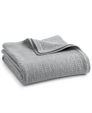 Calvin Klein Astara Cotton Queen Blanket Bedding