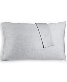 Calvin Klein Kura Cotton 280 Thread Count Pair of King Pillowcases