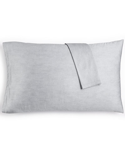 Calvin Klein Kura Cotton 280 Thread Count Pair of King Pillowcases