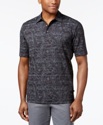 Tommy Bahama Men's Floral Fade Polo - Polos - Men - Macy's