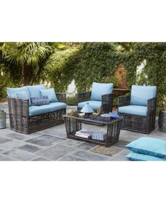 bahiya outdoor seating collection